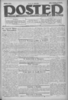 Postęp: dziennik chrześcijański i narodowy: wychodzi w Poznaniu 1924.06.26 R.35 Nr145