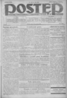 Postęp: dziennik chrześcijański i narodowy: wychodzi w Poznaniu 1924.06.28 R.35 Nr147