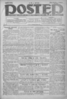 Postęp: dziennik chrześcijański i narodowy: wychodzi w Poznaniu 1924.07.03 R.35 Nr151