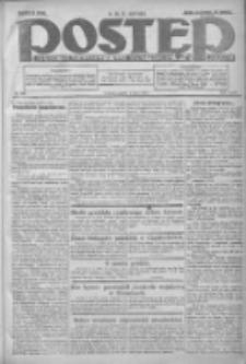 Postęp: dziennik chrześcijański i narodowy: wychodzi w Poznaniu 1924.07.04 R.35 Nr152