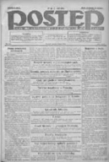 Postęp: dziennik chrześcijański i narodowy: wychodzi w Poznaniu 1924.07.05 R.35 Nr153