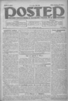 Postęp: dziennik chrześcijański i narodowy: wychodzi w Poznaniu 1924.07.06 R.35 Nr154