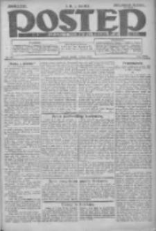 Postęp: dziennik chrześcijański i narodowy: wychodzi w Poznaniu 1924.07.15 R.35 Nr161