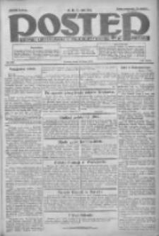 Postęp: dziennik chrześcijański i narodowy: wychodzi w Poznaniu 1924.07.16 R.35 Nr162