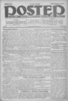 Postęp: dziennik chrześcijański i narodowy: wychodzi w Poznaniu 1924.07.18 R.35 Nr164