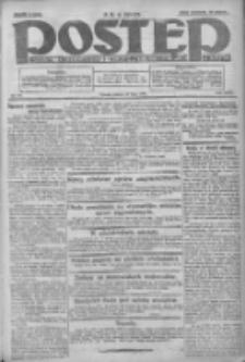 Postęp: dziennik chrześcijański i narodowy: wychodzi w Poznaniu 1924.07.26 R.35 Nr171