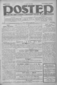 Postęp: dziennik chrześcijański i narodowy: wychodzi w Poznaniu 1924.07.27 R.35 Nr172