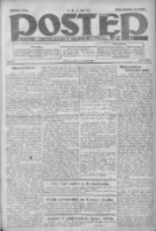Postęp: dziennik chrześcijański i narodowy: wychodzi w Poznaniu 1924.08.01 R.35 Nr176