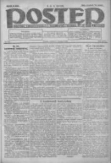 Postęp: dziennik chrześcijański i narodowy: wychodzi w Poznaniu 1924.08.07 R.35 Nr181