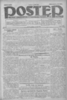 Postęp: dziennik chrześcijański i narodowy: wychodzi w Poznaniu 1924.08.08 R.35 Nr182