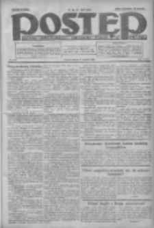 Postęp: dziennik chrześcijański i narodowy: wychodzi w Poznaniu 1924.08.09 R.35 Nr183