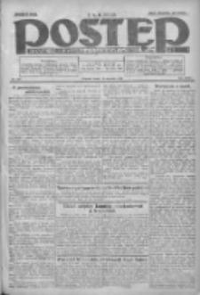 Postęp: dziennik chrześcijański i narodowy: wychodzi w Poznaniu 1924.08.13 R.35 Nr186