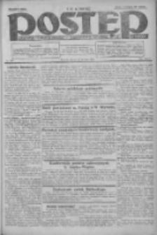 Postęp: dziennik chrześcijański i narodowy: wychodzi w Poznaniu 1924.08.19 R.35 Nr190