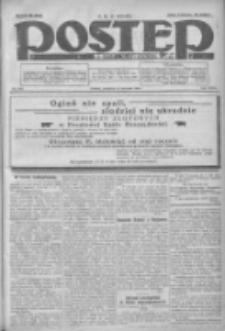 Postęp: dziennik chrześcijański i narodowy: wychodzi w Poznaniu 1924.08.24 R.35 Nr195