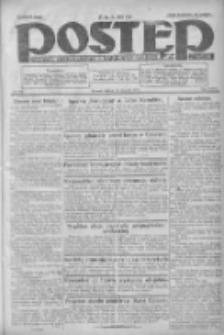 Postęp: dziennik chrześcijański i narodowy: wychodzi w Poznaniu 1924.08.26 R.35 Nr196