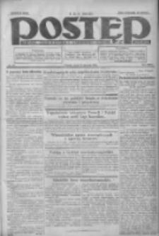 Postęp: dziennik chrześcijański i narodowy: wychodzi w Poznaniu 1924.08.27 R.35 Nr197