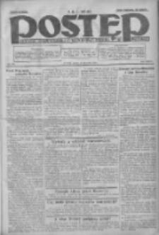 Postęp: dziennik chrześcijański i narodowy: wychodzi w Poznaniu 1924.08.29 R.35 Nr199