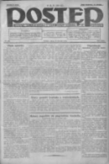 Postęp: dziennik chrześcijański i narodowy: wychodzi w Poznaniu 1924.08.30 R.35 Nr200