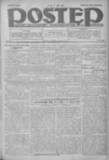 Postęp: dziennik chrześcijański i narodowy: wychodzi w Poznaniu 1924.09.04 R.35 Nr204