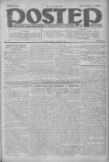 Postęp: dziennik chrześcijański i narodowy: wychodzi w Poznaniu 1924.09.05 R.35 Nr205