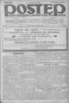 Postęp: dziennik chrześcijański i narodowy: wychodzi w Poznaniu 1924.09.07 R.35 Nr207