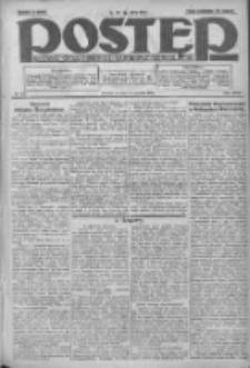 Postęp: dziennik chrześcijański i narodowy: wychodzi w Poznaniu 1924.09.09 R.35 Nr209