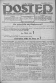 Postęp: dziennik chrześcijański i narodowy: wychodzi w Poznaniu 1924.09.10 R.35 Nr210