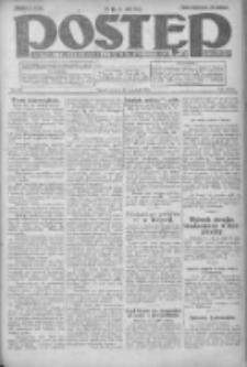 Postęp: dziennik chrześcijański i narodowy: wychodzi w Poznaniu 1924.09.23 R.35 Nr220