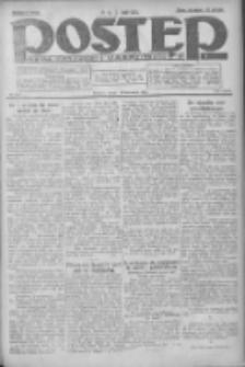 Postęp: dziennik chrześcijański i narodowy: wychodzi w Poznaniu 1924.09.24 R.35 Nr221