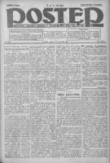 Postęp: dziennik chrześcijański i narodowy: wychodzi w Poznaniu 1924.09.26 R.35 Nr223