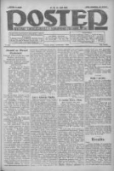 Postęp: dziennik chrześcijański i narodowy: wychodzi w Poznaniu 1924.10.01 R.35 Nr227