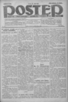 Postęp: dziennik chrześcijański i narodowy: wychodzi w Poznaniu 1924.10.04 R.35 Nr230