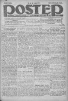 Postęp: dziennik chrześcijański i narodowy: wychodzi w Poznaniu 1924.10.09 R.35 Nr234