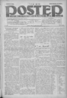 Postęp: dziennik chrześcijański i narodowy: wychodzi w Poznaniu 1924.10.10 R.35 Nr235