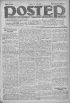 Postęp: dziennik chrześcijański i narodowy: wychodzi w Poznaniu 1924.10.12 R.35 Nr237