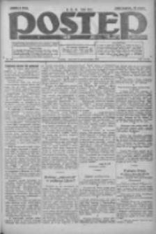 Postęp: dziennik chrześcijański i narodowy: wychodzi w Poznaniu 1924.10.16 R.35 Nr240