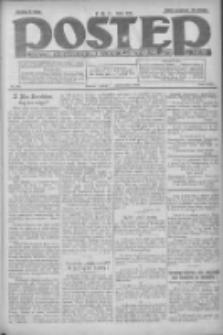 Postęp: dziennik chrześcijański i narodowy: wychodzi w Poznaniu 1924.10.17 R.35 Nr241