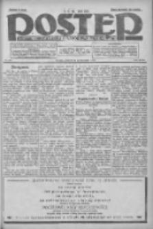 Postęp: dziennik chrześcijański i narodowy: wychodzi w Poznaniu 1924.10.19 R.35 Nr243