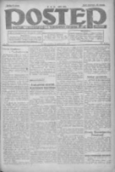 Postęp: dziennik chrześcijański i narodowy: wychodzi w Poznaniu 1924.10.23 R.35 Nr246