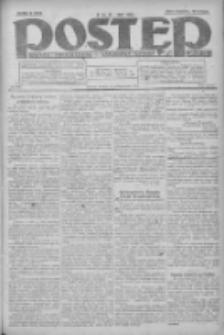 Postęp: dziennik chrześcijański i narodowy: wychodzi w Poznaniu 1924.10.25 R.35 Nr248