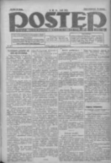 Postęp: dziennik chrześcijański i narodowy: wychodzi w Poznaniu 1924.10.31 R.35 Nr253