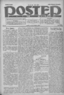 Postęp: dziennik chrześcijański i narodowy: wychodzi w Poznaniu 1924.11.04 R.35 Nr255
