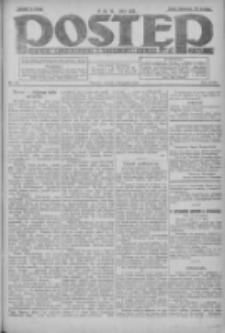 Postęp: dziennik chrześcijański i narodowy: wychodzi w Poznaniu 1924.11.08 R.35 Nr259