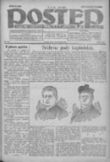 Postęp: dziennik chrześcijański i narodowy: wychodzi w Poznaniu 1924.11.12 R.35 Nr262