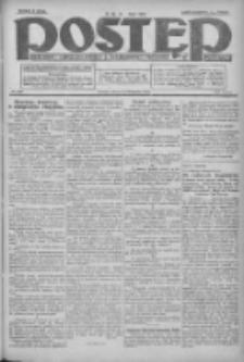 Postęp: dziennik chrześcijański i narodowy: wychodzi w Poznaniu 1924.11.15 R.35 Nr265