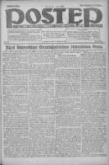 Postęp: dziennik chrześcijański i narodowy: wychodzi w Poznaniu 1924.11.18 R.35 Nr267