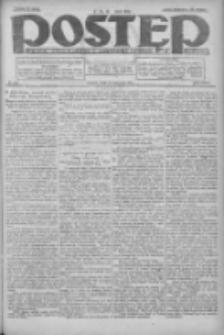 Postęp: dziennik chrześcijański i narodowy: wychodzi w Poznaniu 1924.11.19 R.35 Nr268