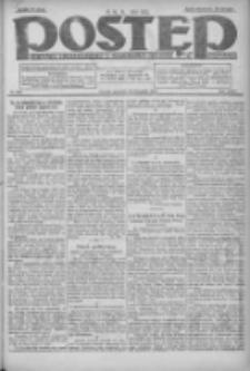 Postęp: dziennik chrześcijański i narodowy: wychodzi w Poznaniu 1924.11.20 R.35 Nr269