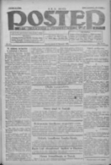 Postęp: dziennik chrześcijański i narodowy: wychodzi w Poznaniu 1924.11.22 R.35 Nr271