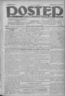 Postęp: dziennik chrześcijański i narodowy: wychodzi w Poznaniu 1924.11.23 R.35 Nr272